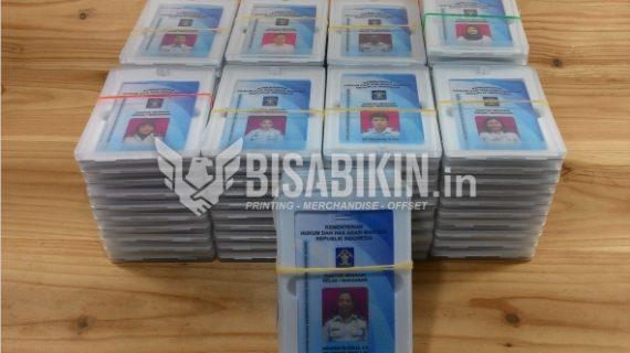 Flashdisk Custom Murah Bentuk ID Card