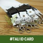 jual tali id card polos