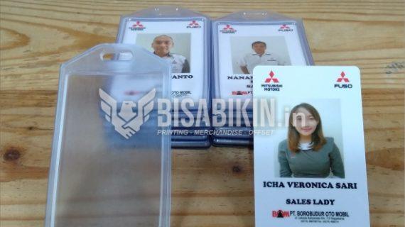Jasa Cetak Id Card Satuan Jakarta Selatan
