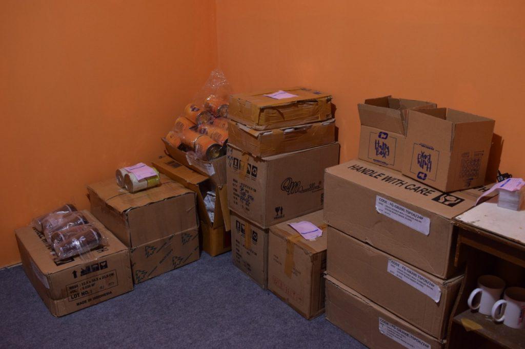 Packing Order Banyak BisaBIkin