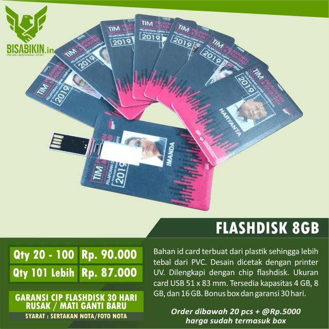 flashdisk kartu satuan