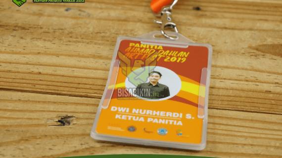 Jasa Cetak ID Card Murah Bergaransi