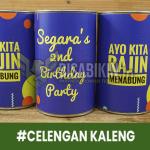 Jual Celengan Kaleng Surabaya