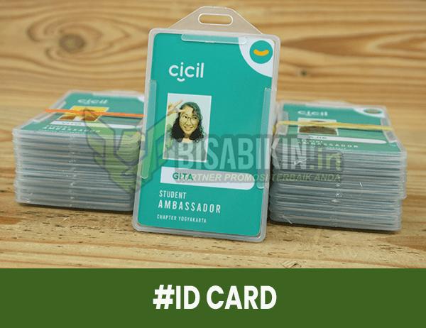 jasa cetak id card pelajar murah