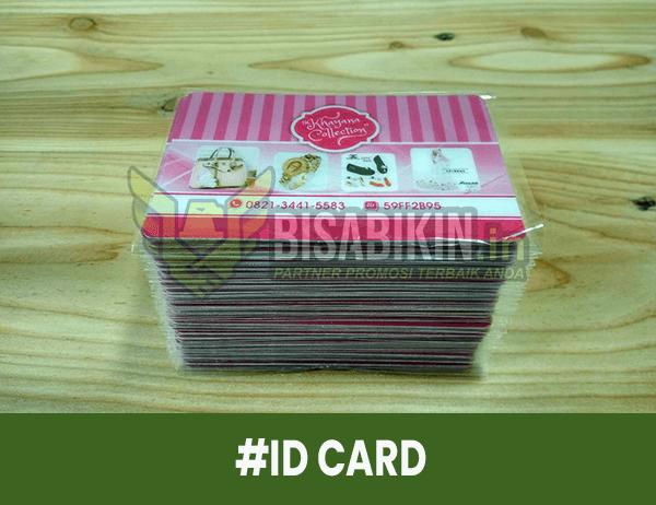 contoh kartu member olshop