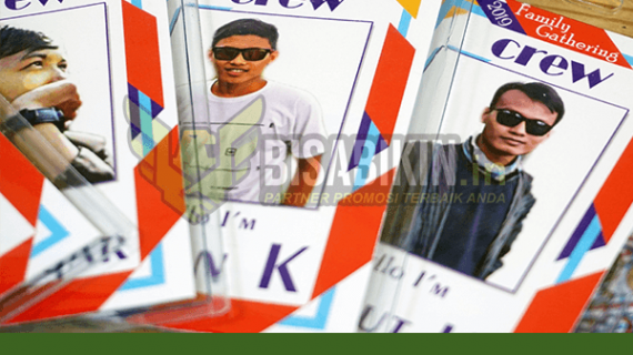 Jasa Cetak ID Card Panitia Murah Bergaransi