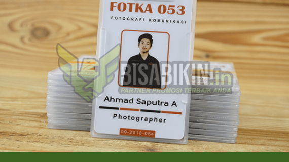Jasa Cetak ID Card Surabaya Online Murah Bergaransi