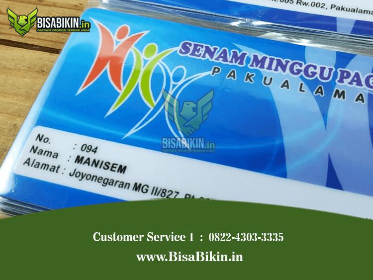 member card murah jogja