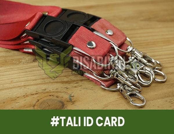 custom tali id card jogja